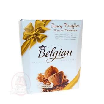 Belgian Конфеты Трюфели с ароматом шампанского
