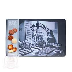 """G.B.S. Конфеты шоколадные  ассорти """"Ретро"""" 325г"""