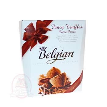 Belgian Конфеты Трюфели со вкусом какао