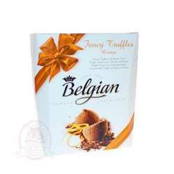 Belgian Конфеты Трюфели с кусочками апельсинов 200г