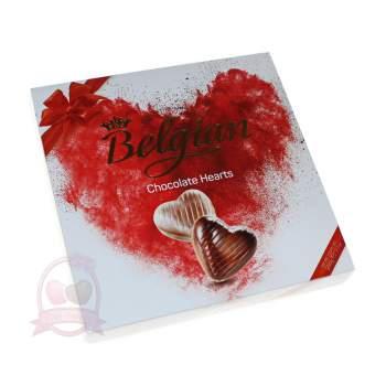 """Belgian Конфеты """"Шоколадные сердечки"""""""