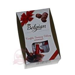 Belgian конфеты шоколадные с трюфельной начинкой 135г