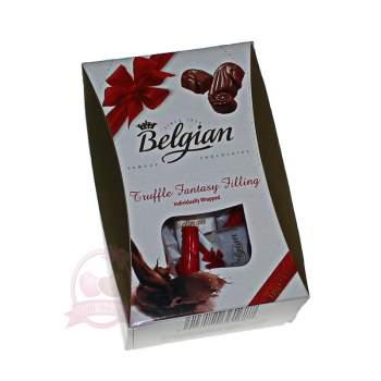 Belgian конфеты шоколадные с трюфельной начинкой