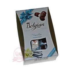 Belgian конфеты шоколадные с ванильной начинкой 135г