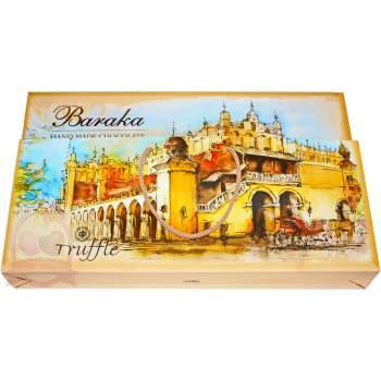 """Baraka конфеты шоколадные ассорти трюфелей ручной работы """"Замок"""""""