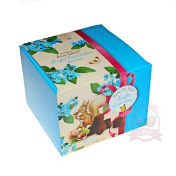 Chocolat Mathez Французские трюфели Peter Rabbit с фундуком