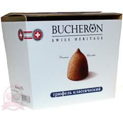 Bucheron конфеты шоколадные трюфель классический 175г