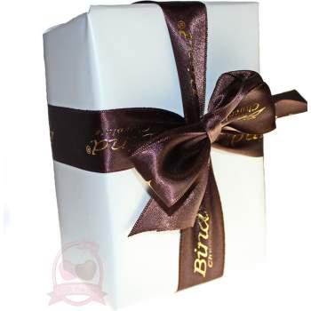 Bind Конфеты Шоколадные Подарочные Белая Упаковка