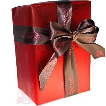 Bind Конфеты Шоколадные Подарочные Красная Упаковка