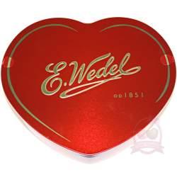 E.Wedel Конфеты Шоколадные Пралине Сердце 263г