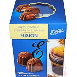 E.Wedel Конфеты Шоколадные Ассорти Fusion 192г