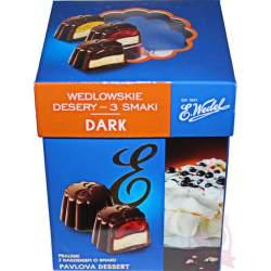 E.Wedel Конфеты Шоколадные Ассорти Dark 192г