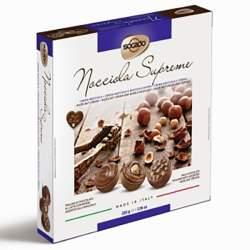 """Socado шоколадные конфеты ассорти """"Великолепный фундук"""" 220г"""