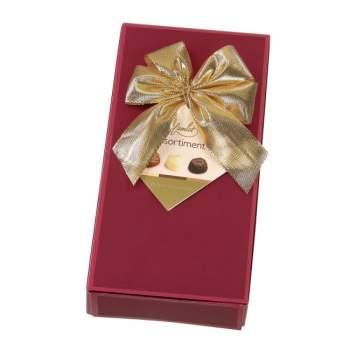 """Hamlet шоколадные конфеты ассорти """"Экселент» burgundy"""
