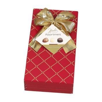 "Hamlet шоколадные конфеты ассорти ""Честерфилд» red"