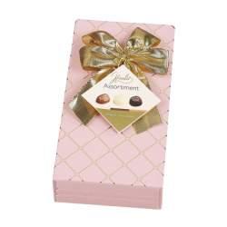 """Hamlet шоколадные конфеты ассорти """"Честерфилд» pink 125г"""