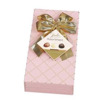"""Hamlet шоколадные конфеты ассорти """"Честерфилд» pink"""