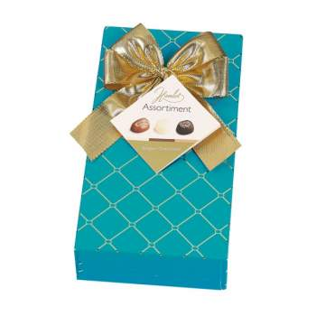 """Hamlet шоколадные конфеты ассорти """"Честерфилд» blue"""