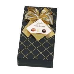 """Hamlet шоколадные конфеты ассорти """"Честерфилд» black 125г"""