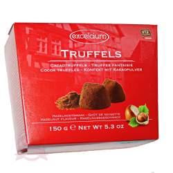 Hamlet трюфели шоколадные «Фантазия» с лесными орехами 150г
