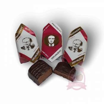 Golden Candies конфеты шоколадные Президент