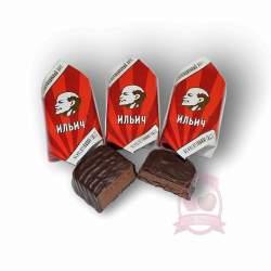 Golden Candies конфеты шоколадные Ильич 1кг
