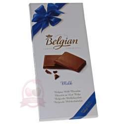Belgian Шоколад молочный 100г