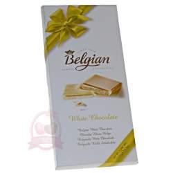 Belgian Шоколад белый 100г