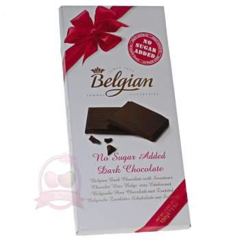 Belgian Шоколад горький без сахара
