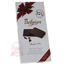 Belgian Шоколад горький 85% 100г