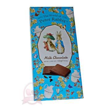 "Belgian Шоколад молочный ""Peter Rabbit"" зайчики"