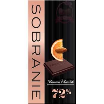 Sobranie Шоколад Горький Апельсин И Орех