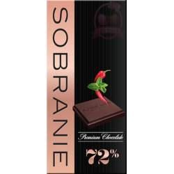 Sobranie Шоколад Горький Перец И Мята 100г