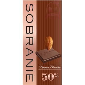 Sobranie Шоколад Темный С Орехом 50%