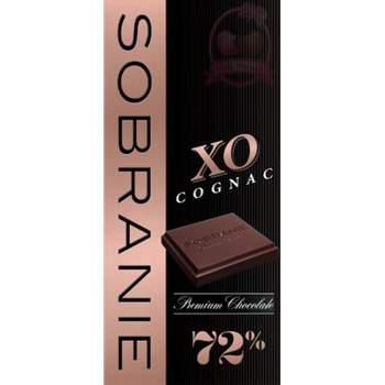 Sobranie Шоколад Горький C Коньяком 72%