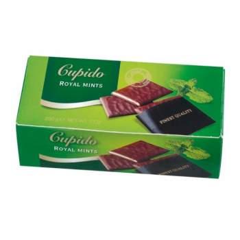 """Hamlet шоколадные палочки """"Cupido"""" королевская мята"""