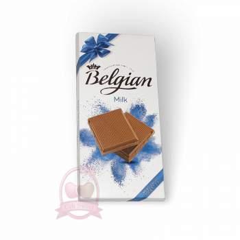Belgian Шоколад молочный