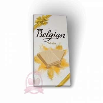 Belgian Шоколад белый