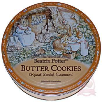 Beatrix Potter Печенье Ассорти сливочное датское