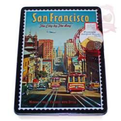 G.B.S. Печенье Ассорти бисквитное Сан Франциско 420г