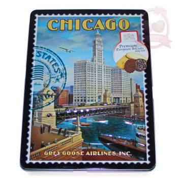 G.B.S. Печенье Ассорти бисквитное Чикаго