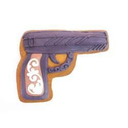 "SOFI Пряник ""Пистолет"" 70г"