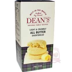 Dean's Печенье Shortbread All Butter 160г