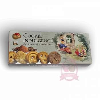 J'Ardel Ассорти датского сливочного и шоколадного печенья