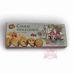 J'Ardel Датское печенье с клюквой и овсяными хлопьями 227г