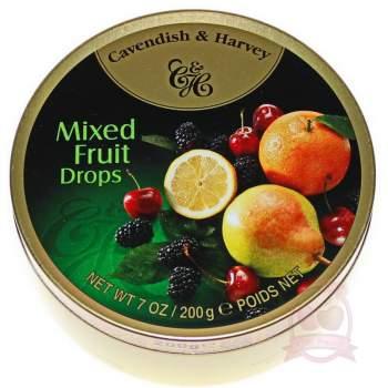 Cavendish & Harvey Леденцы фруктовое ассорти