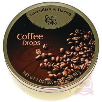 Cavendish & Harvey Леденцы кофе