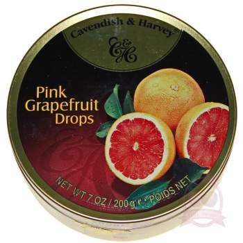 Cavendish & Harvey Леденцы Розовый грейпфрут