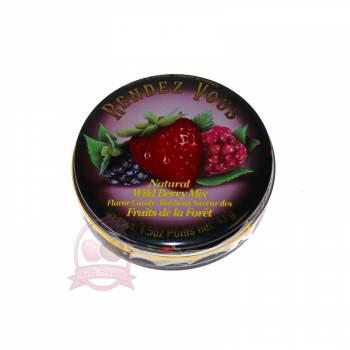 Rendez Vous Леденцы лесные ягоды