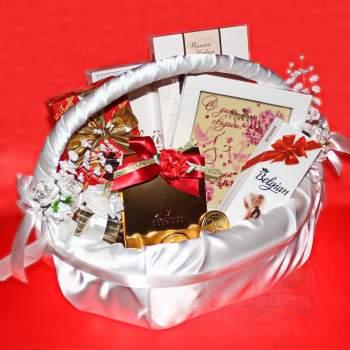 Подарочная корзина «Свадебная»